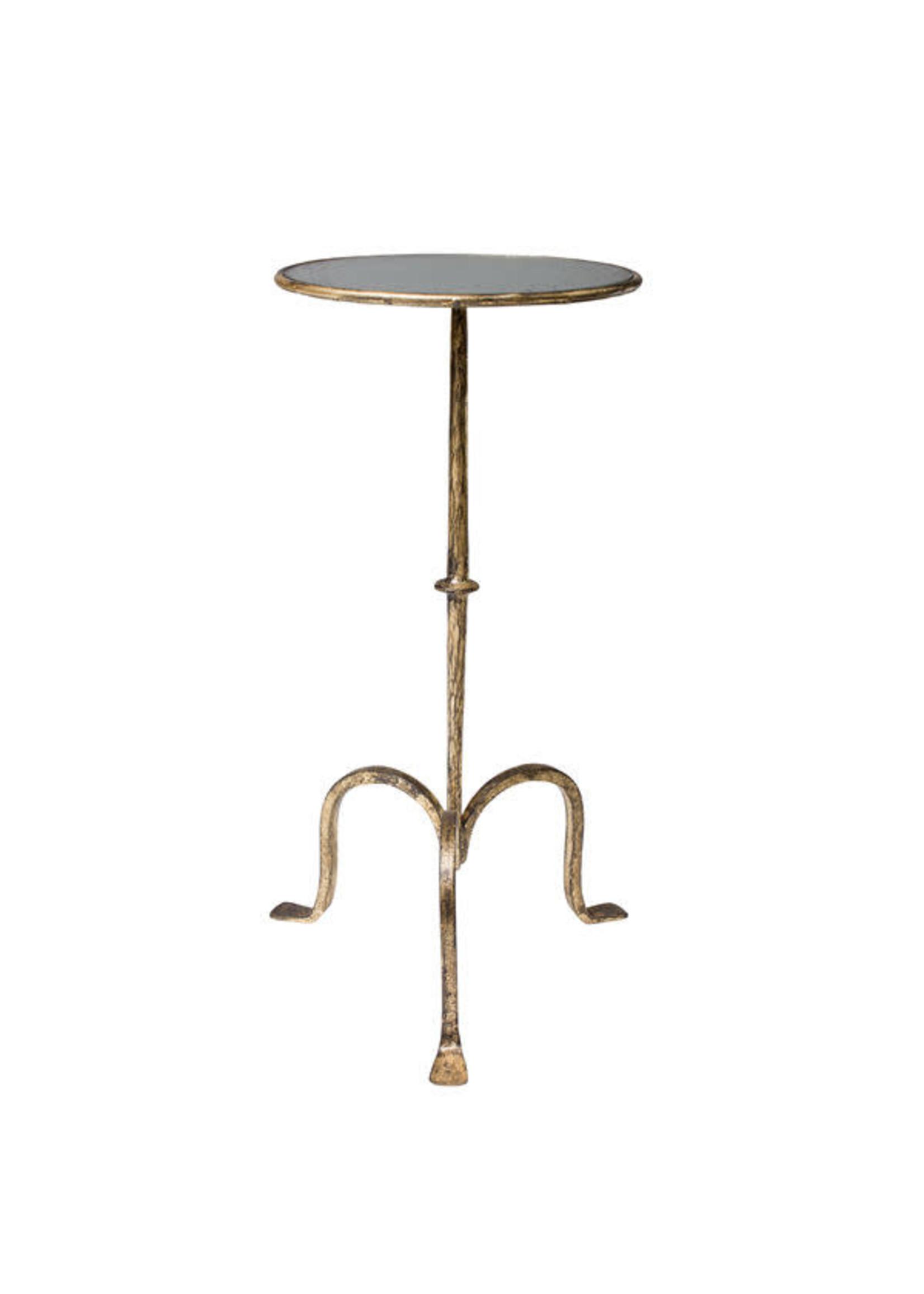 Aidan Gray Xavier Drink Table - Mirror Top