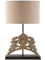 Aidan Gray Table Lamp - Lochlan