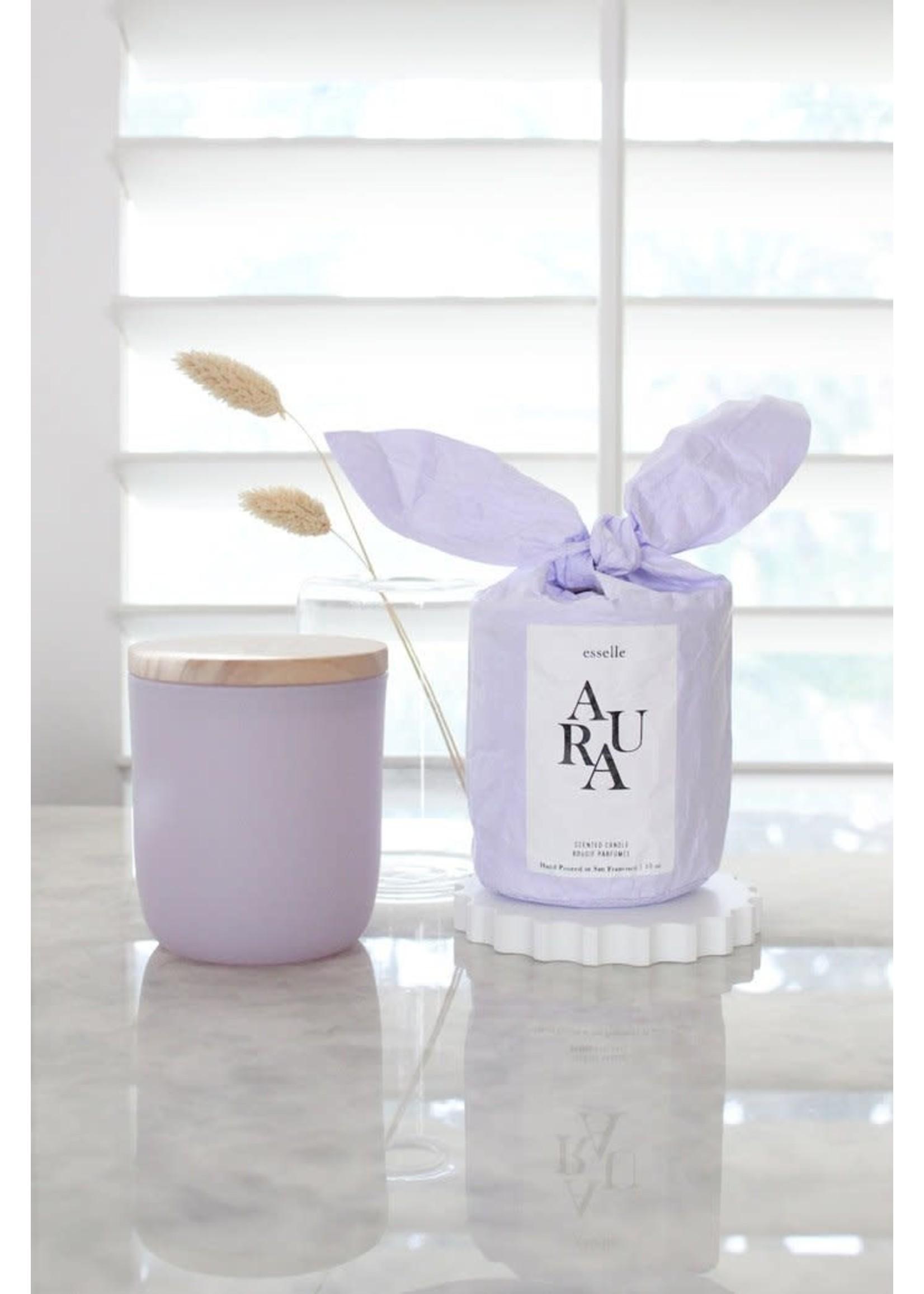 Candle - Coconut Wax Base Sea Salt Orchid