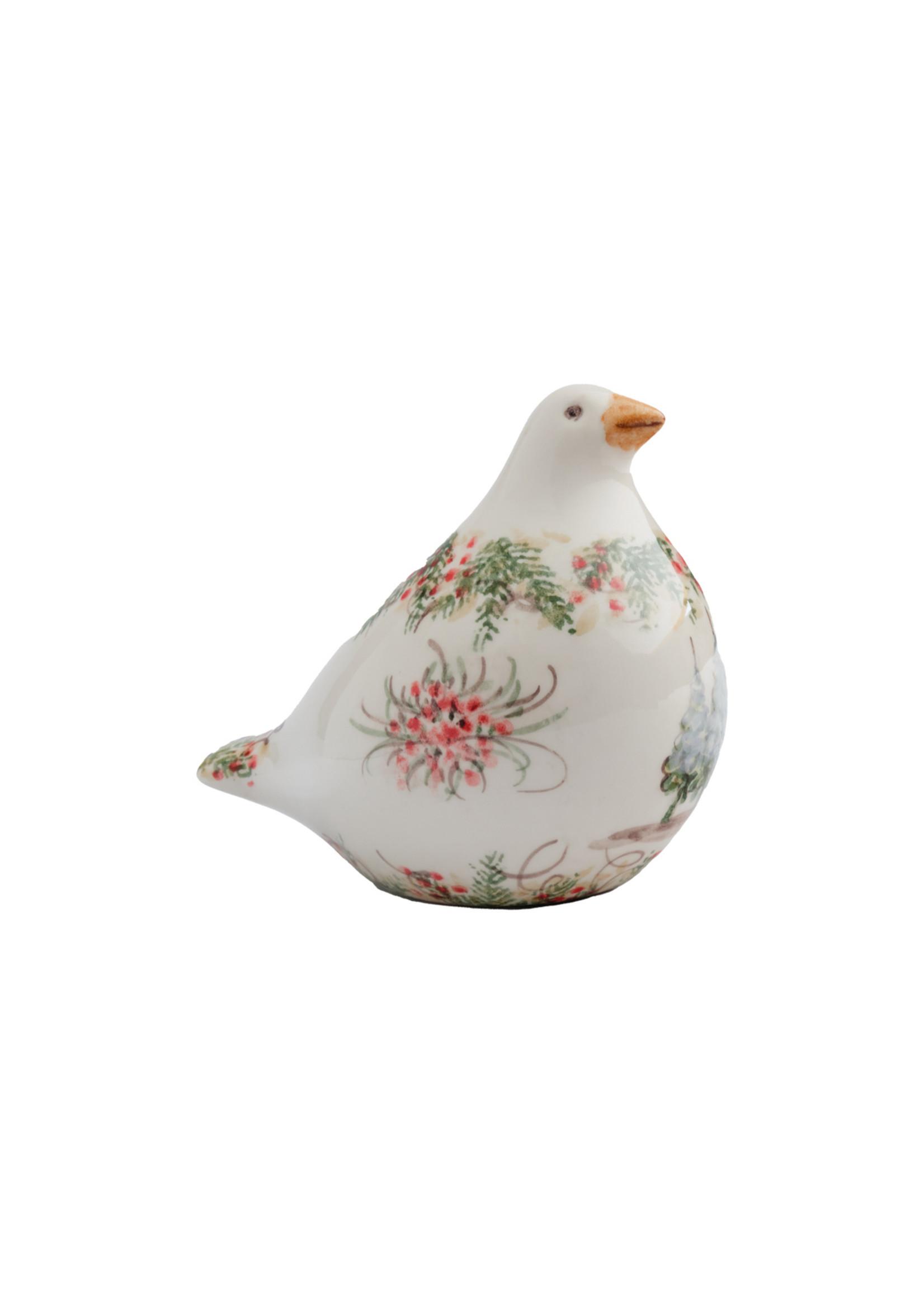 Arte Italica Dove Small - Natale