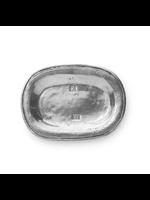 Arte Italica Pewter Small Oval Tray