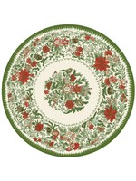 Hester & Cook Paper Placemats - Christmas China (12 sheets)