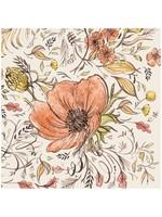 Hester & Cook Paper Cocktail Napkins - Autumn Arrangement