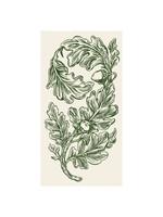 Hester & Cook Paper Guest Napkins - Oak Leaves