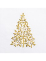 Henry Handwork Towel - Mod Tree Gold