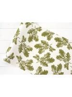 Hester & Cook Paper Runner - Green Oak Leaf & Acorn