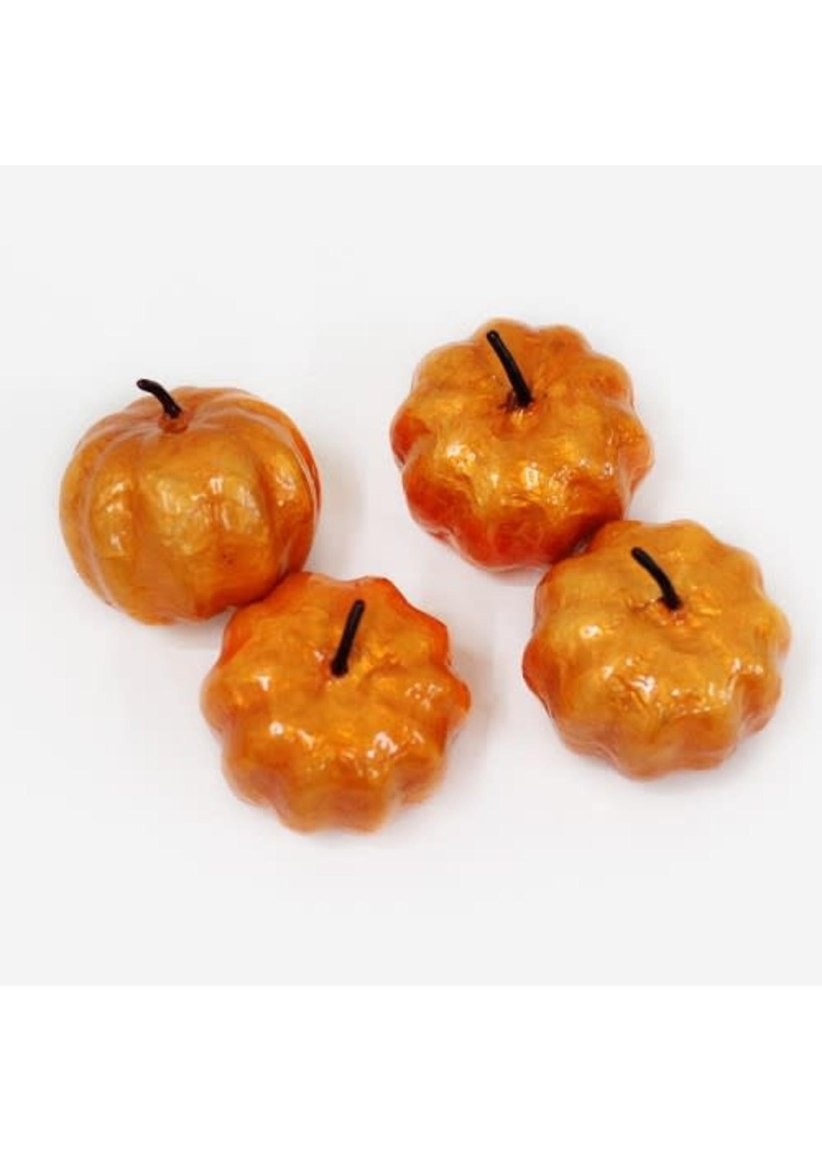 Pumpkin Capiz - Orange Mini