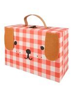 Meri Meri Advent Calendar - Wooden Dog Suitcase