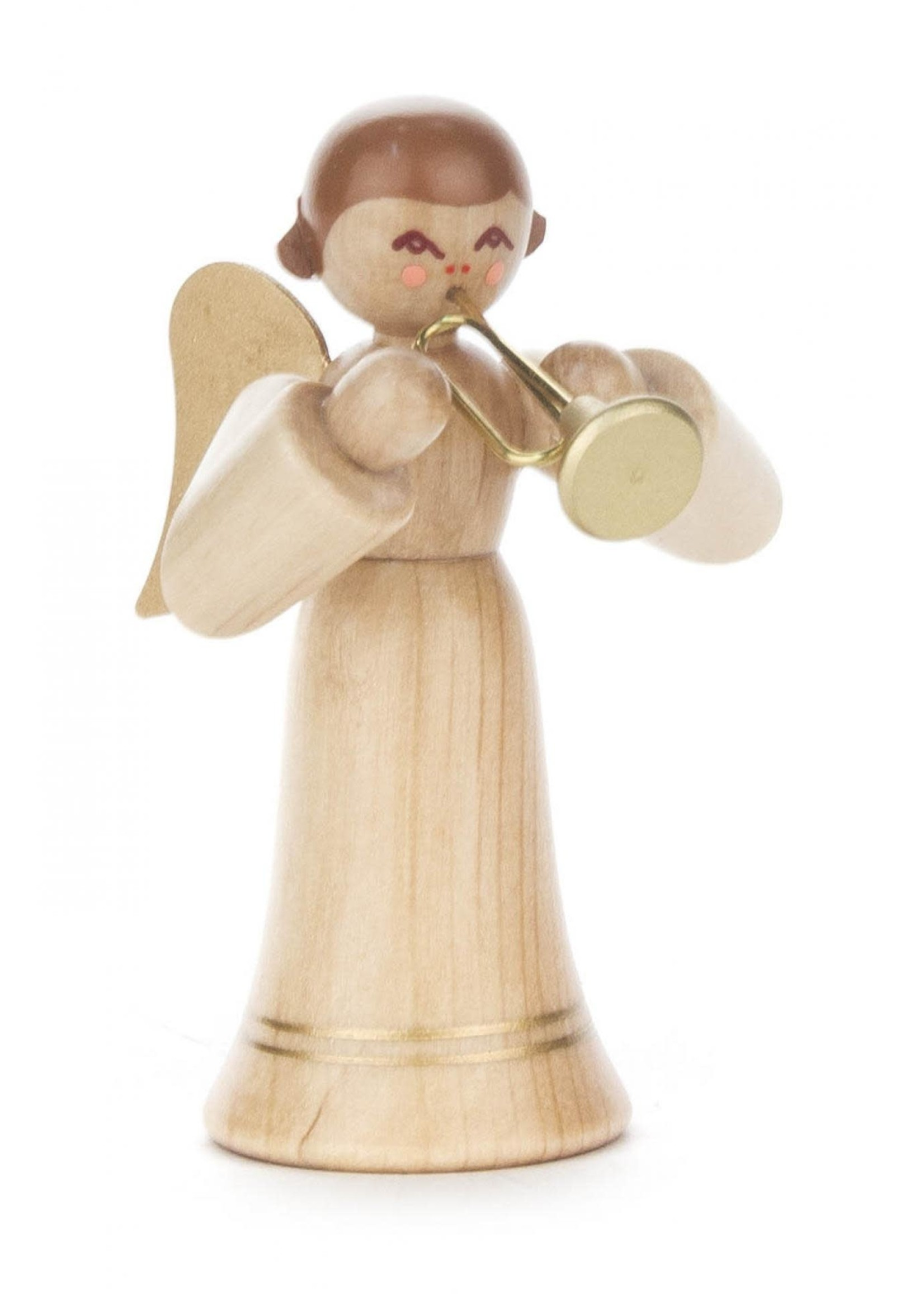 Angel - Long Skirt and Trumpet
