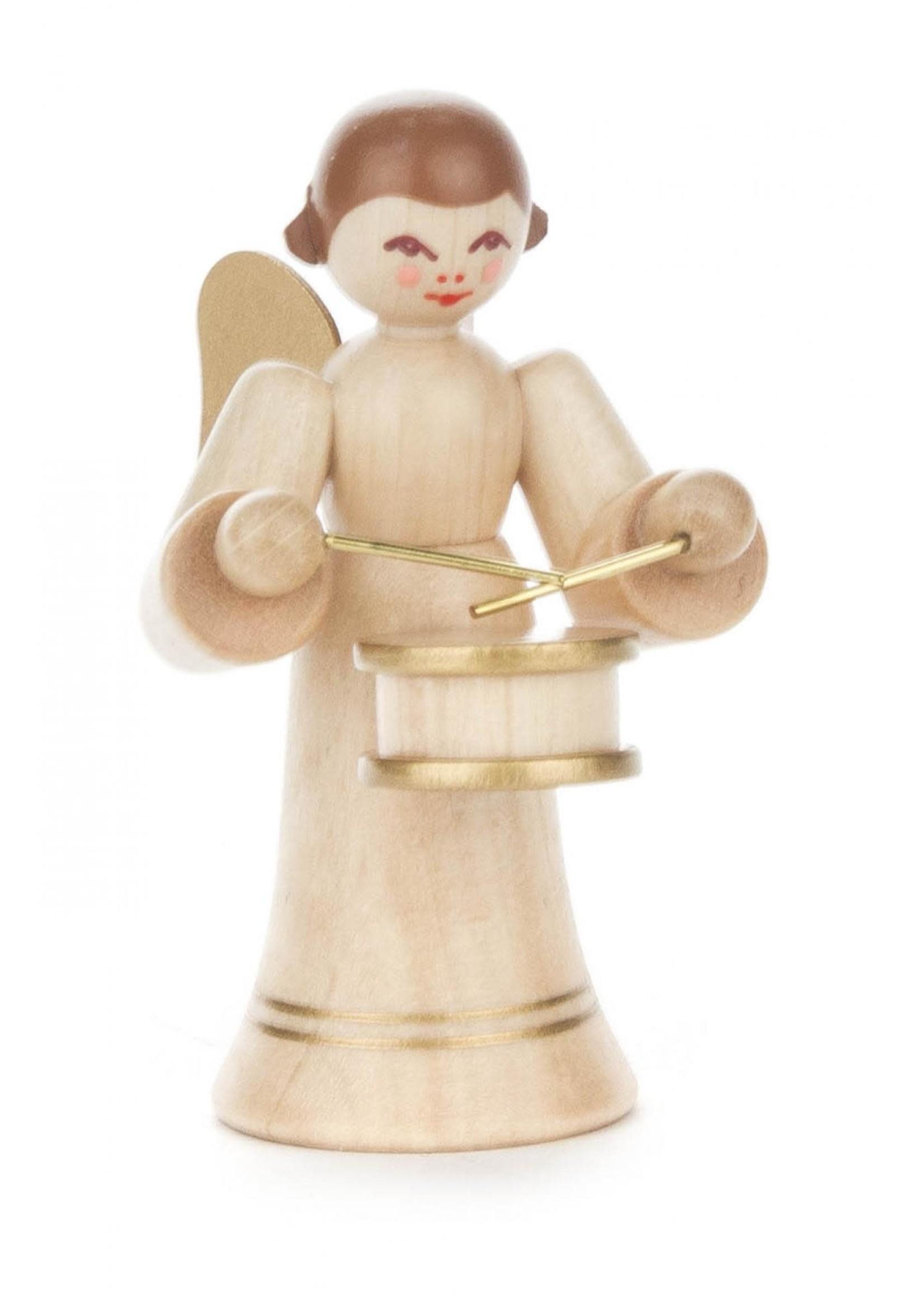 Angel - Long Skirt & Small Drum