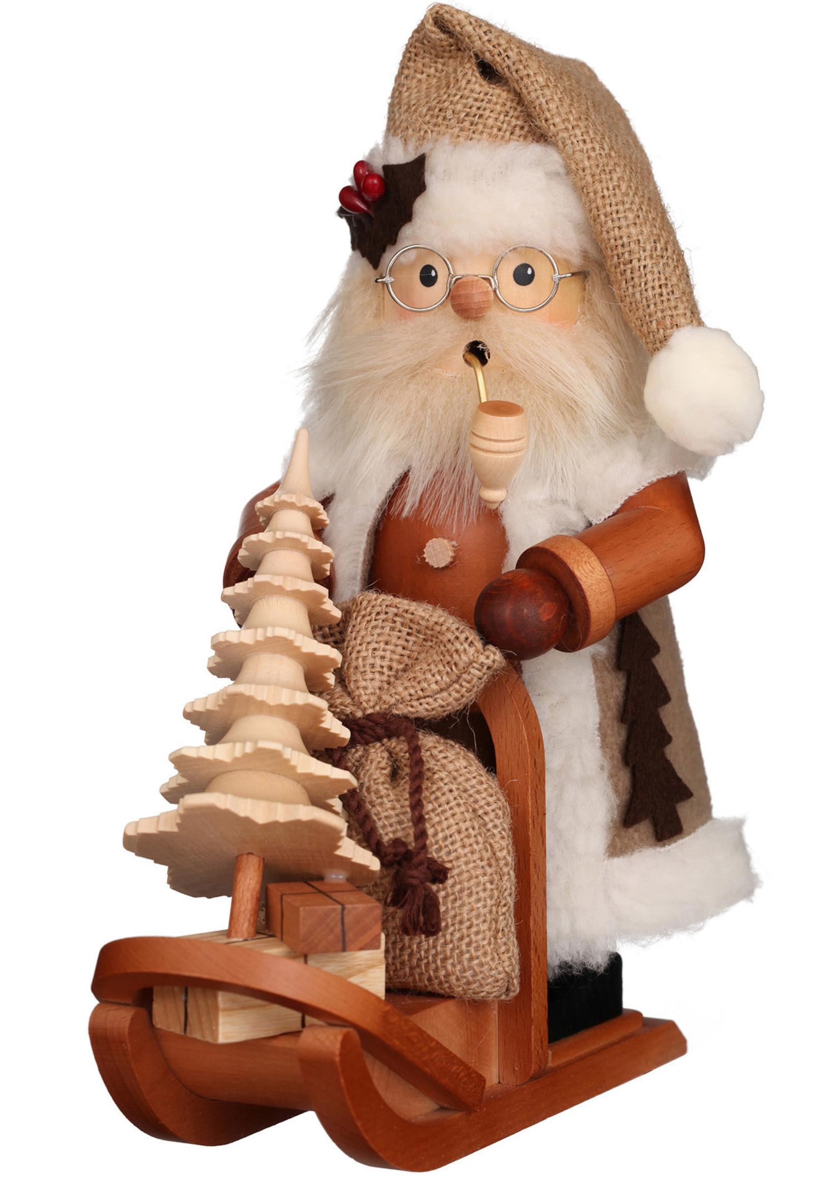 Smoker - Santa on Sleigh