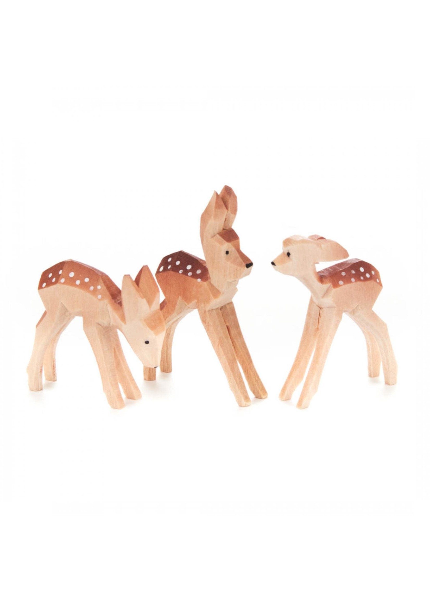 Carved Fawn