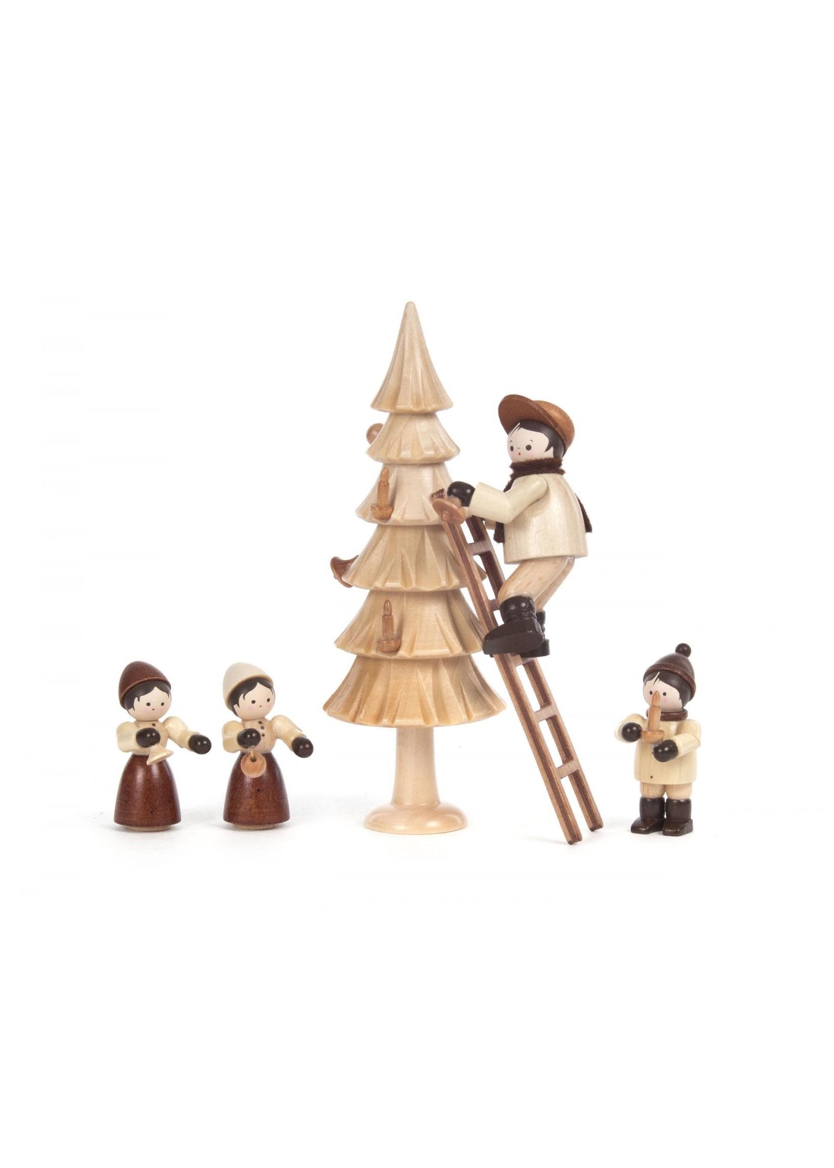 Christmas Tree Decoration (5 piece set)