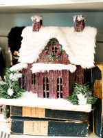 """Red Cottage - 10"""""""