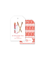 Dogwood Hill Gift Tags - Alpine Sweater (pack of 10)