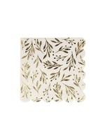 Meri Meri Paper Napkin - Gold Leaf Large