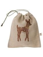 Coral and Tusk Drawstring Bag - Deer