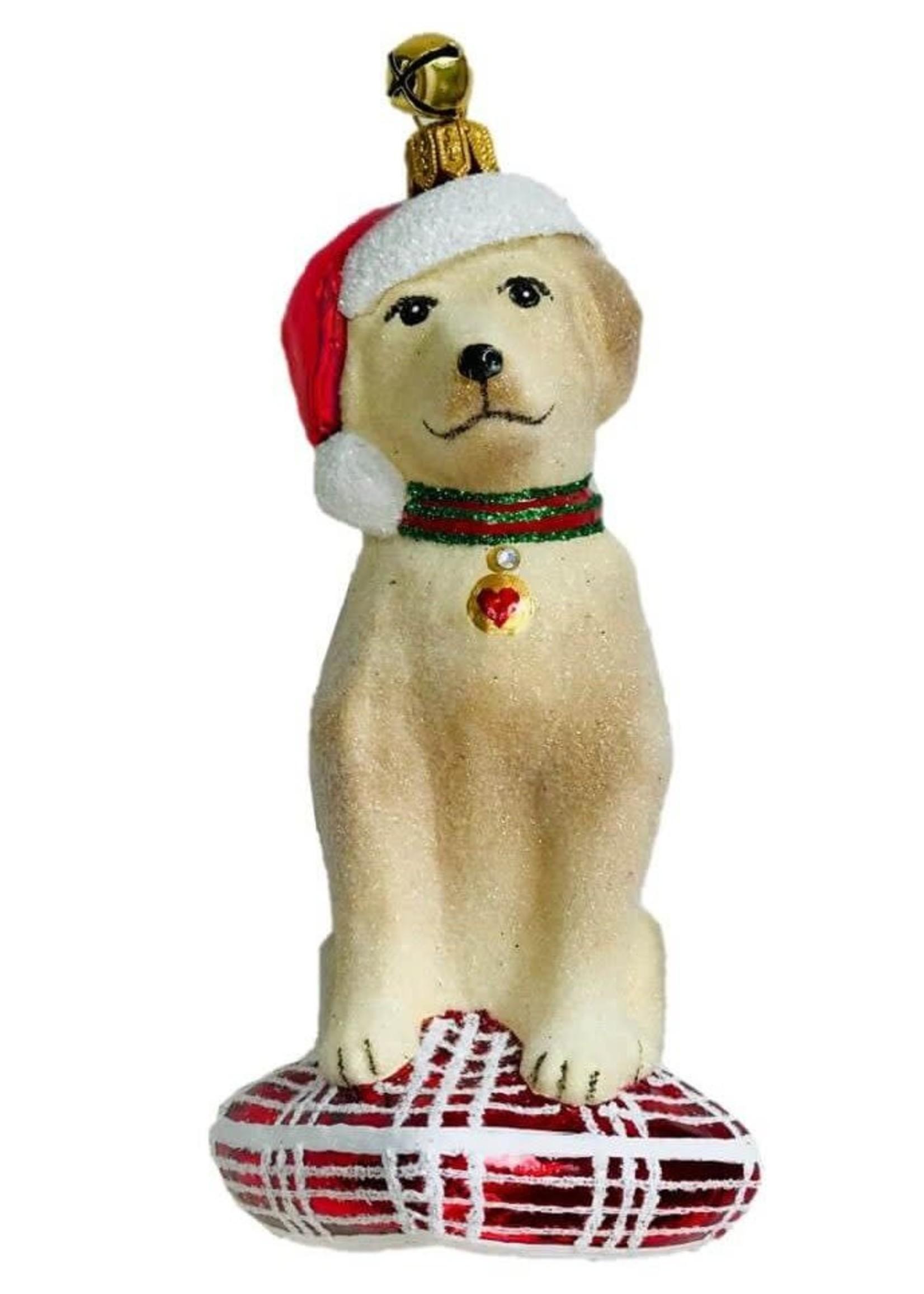 Jingle Nog Ornament - Buddy