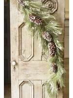 Garland - Frosted Pine 6'