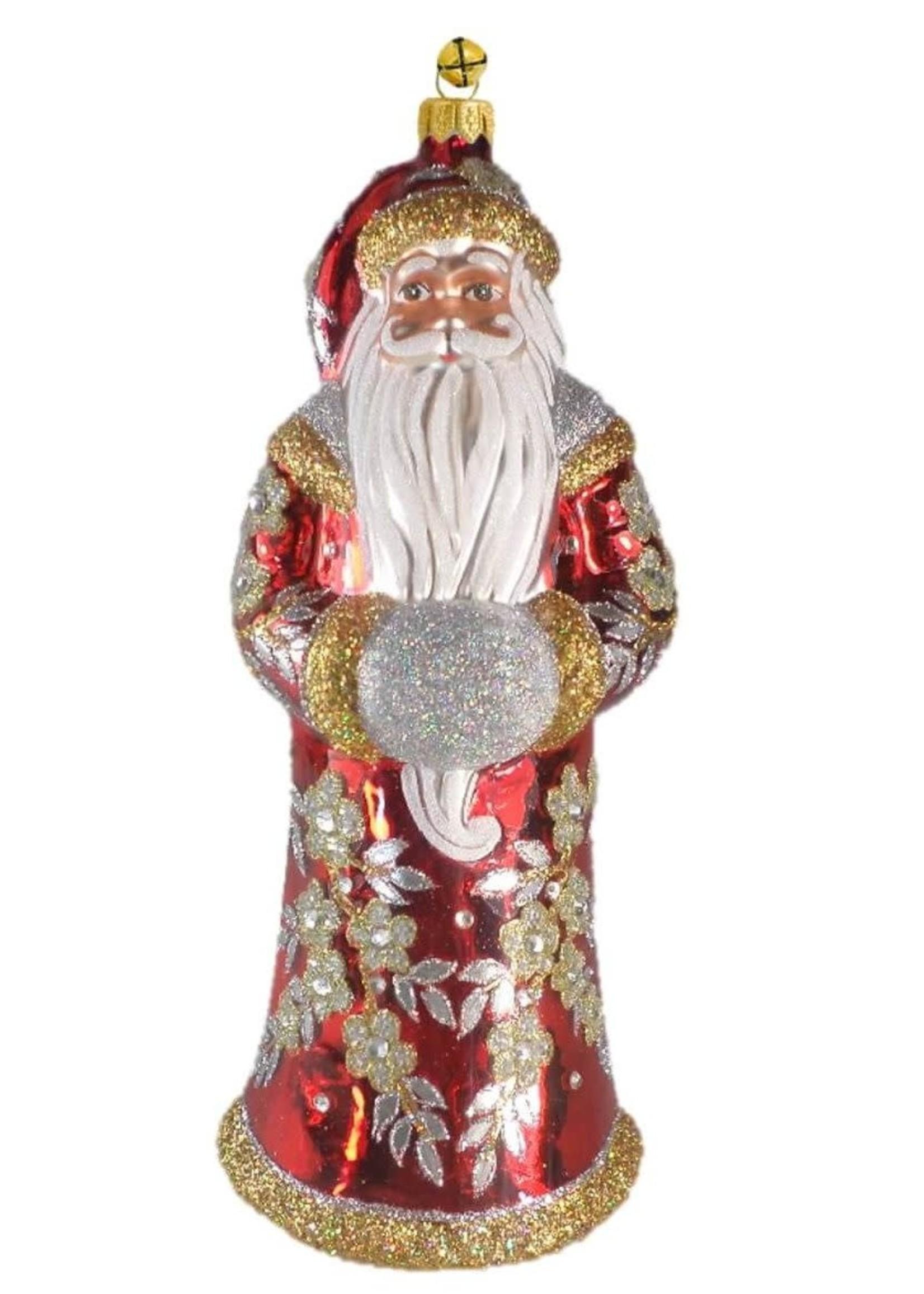Jingle Nog Ornament - Nikolas Demetrias