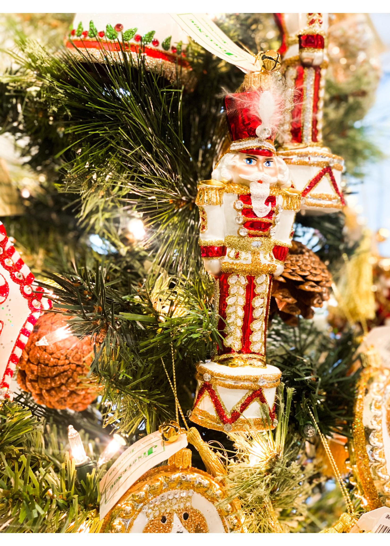 Jingle Nog Ornament - Karl von Cracka