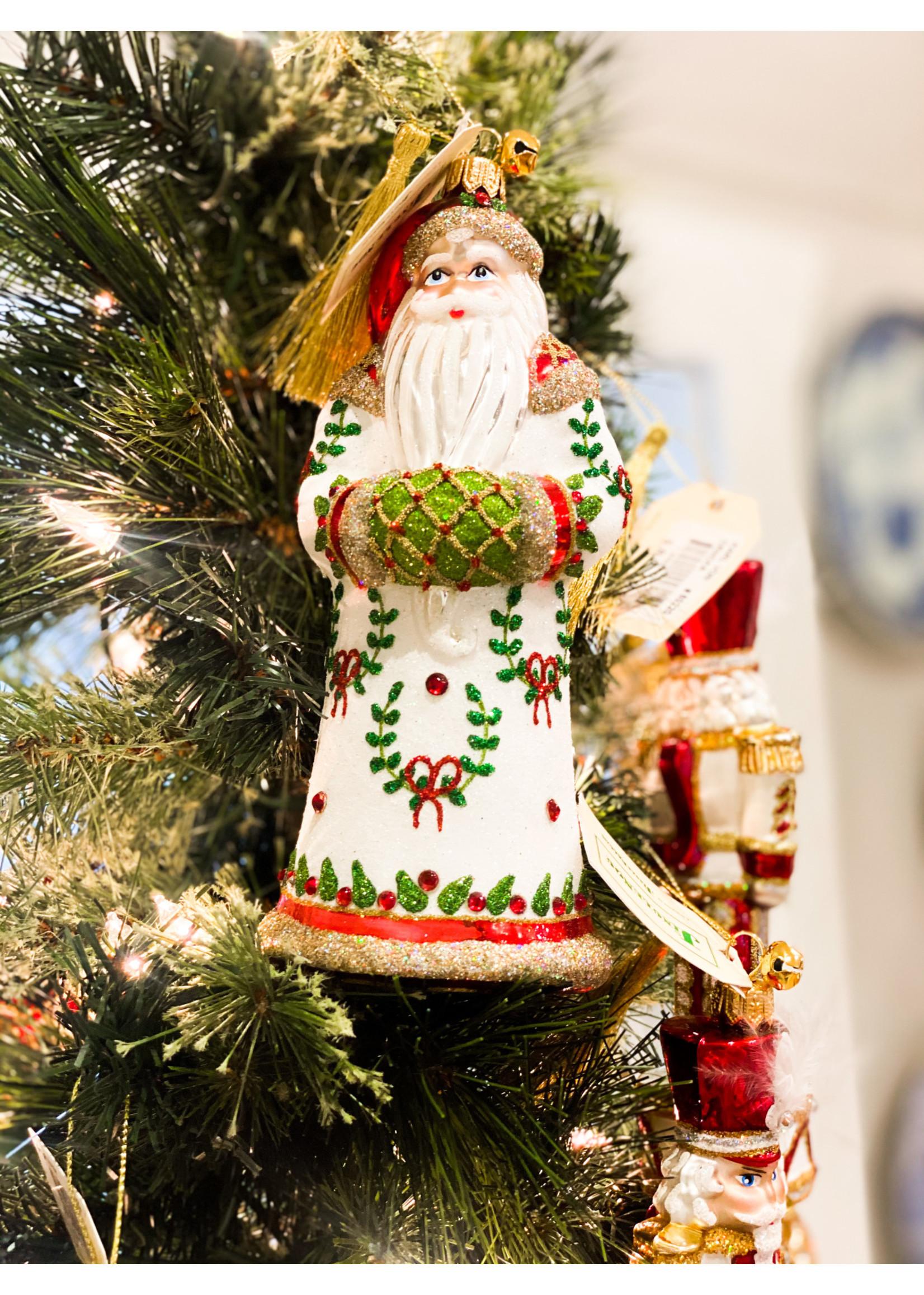 Jingle Nog Ornament - Nikolas Laureles