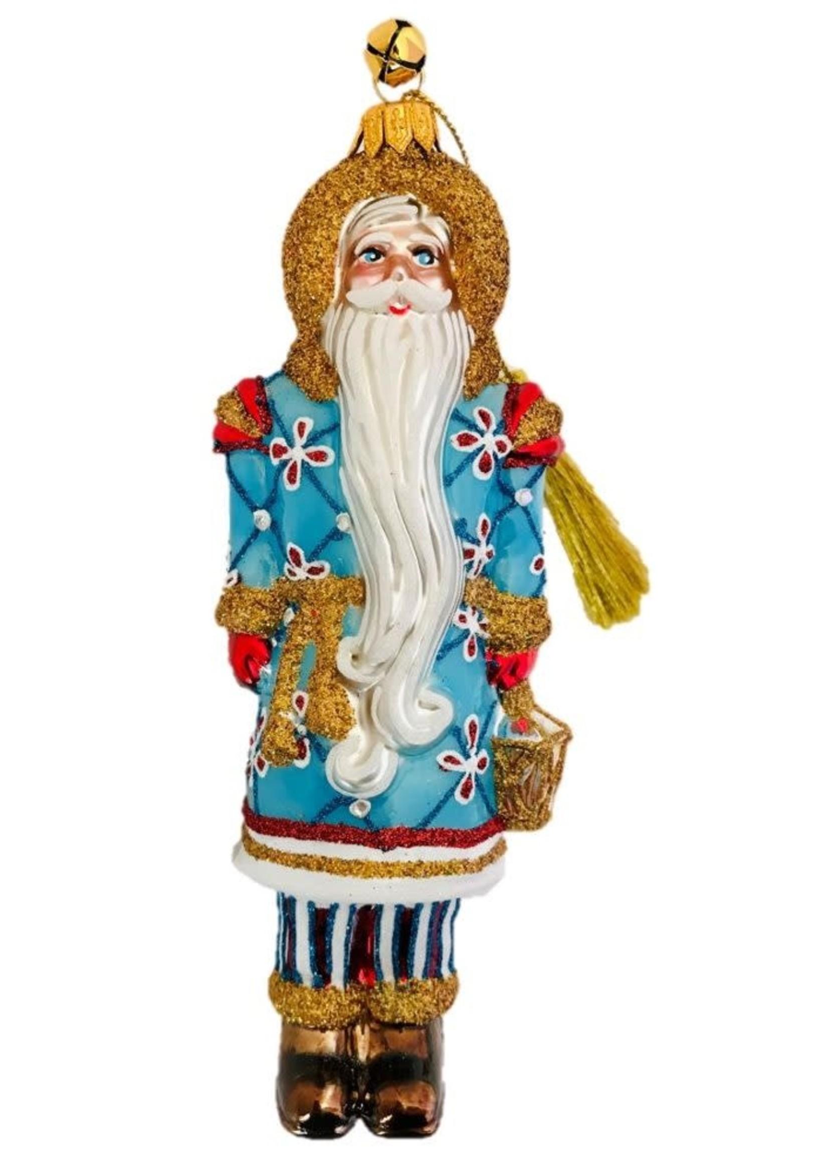 Jingle Nog Ornament - Papa Holiday