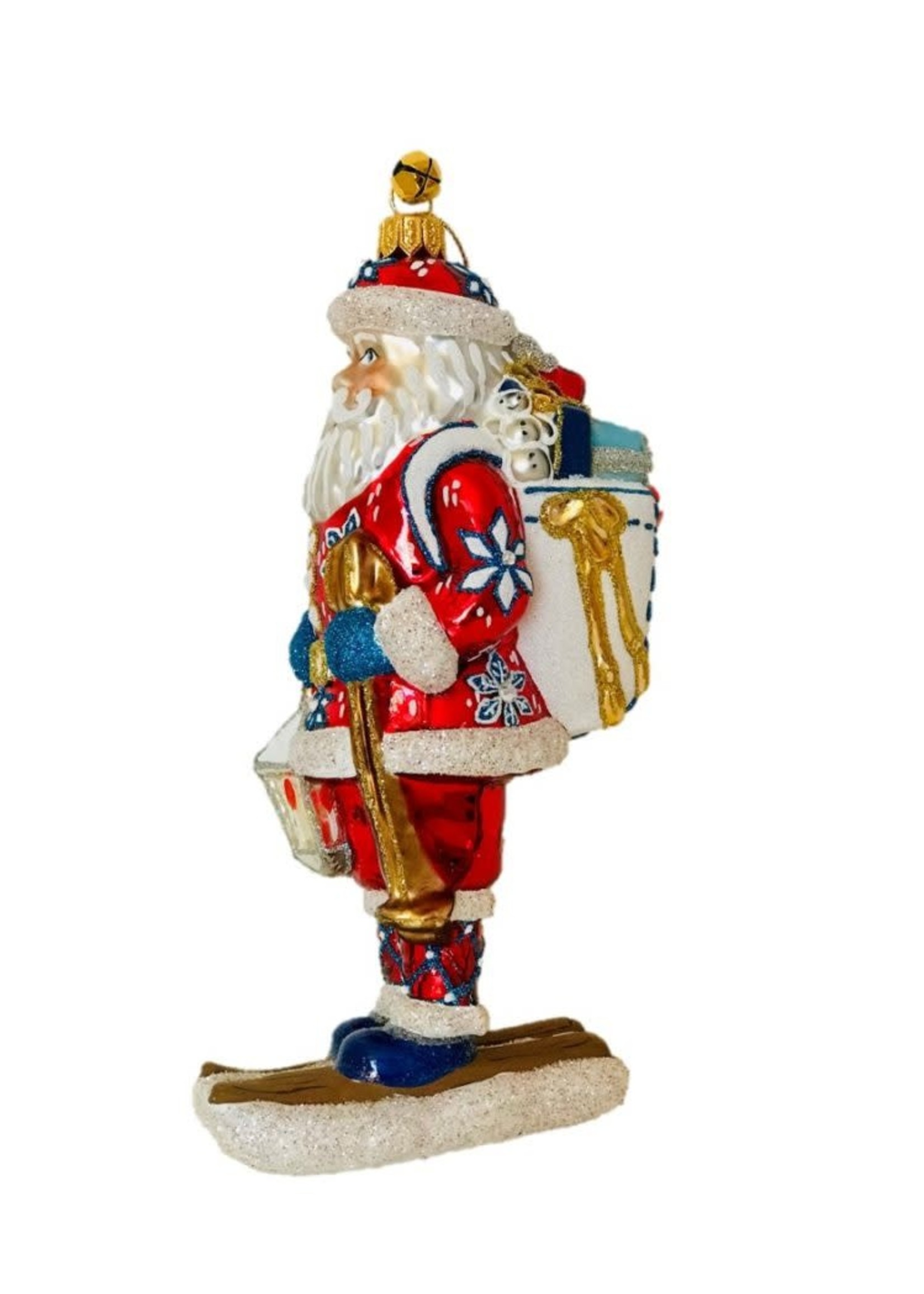 Jingle Nog Ornament - Denali Deliveries