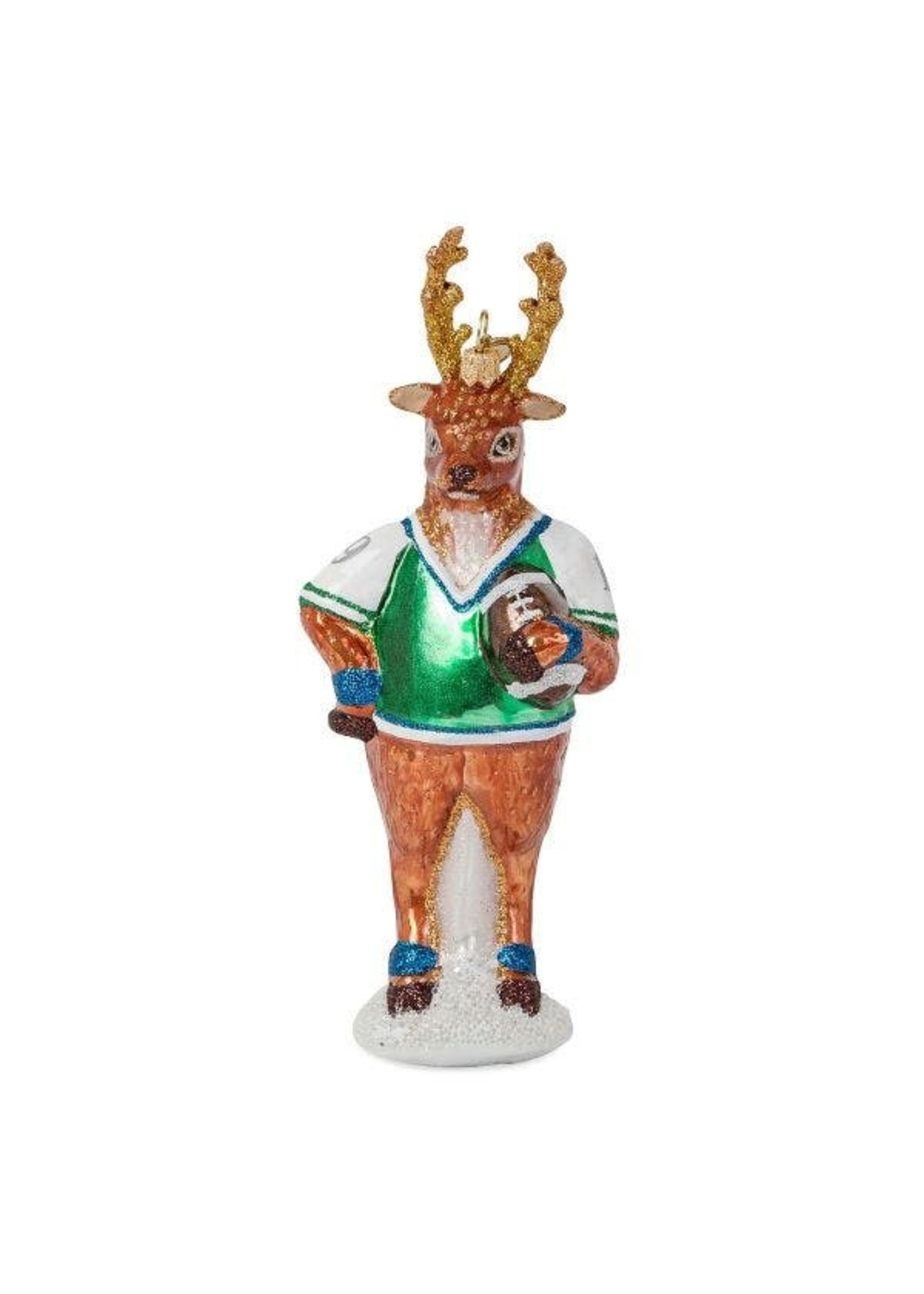 Juliska Ornament - Blitzen the Reindeer