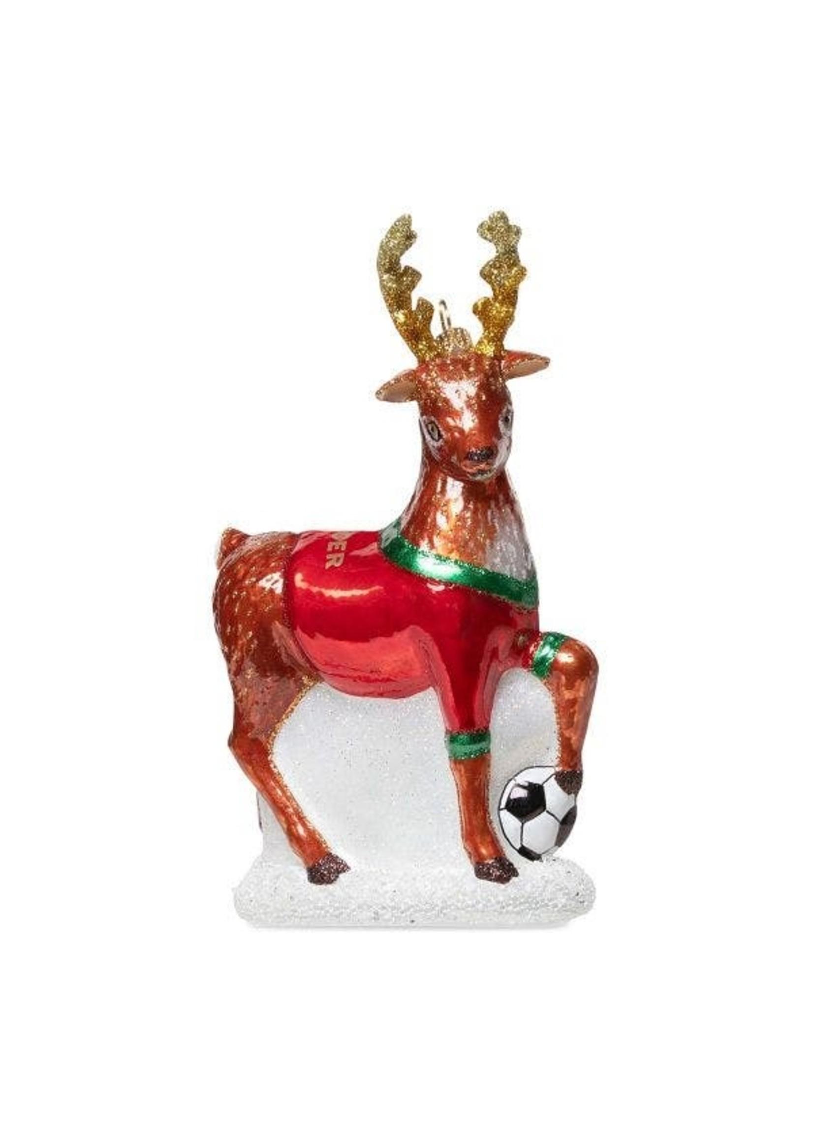 Juliska Ornament - Prancer the Reindeer