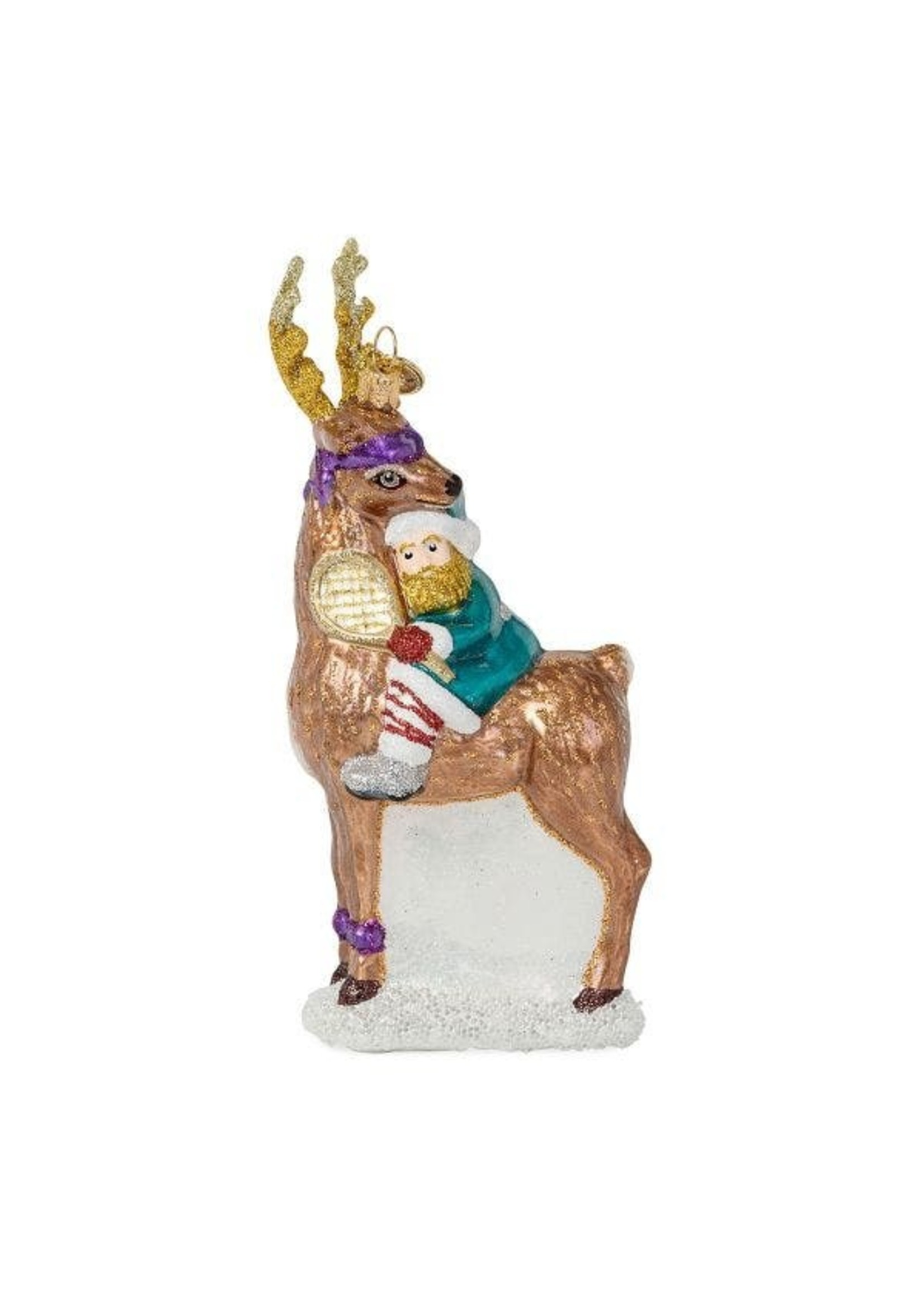 Juliska Ornament - Vixen the Reindeer