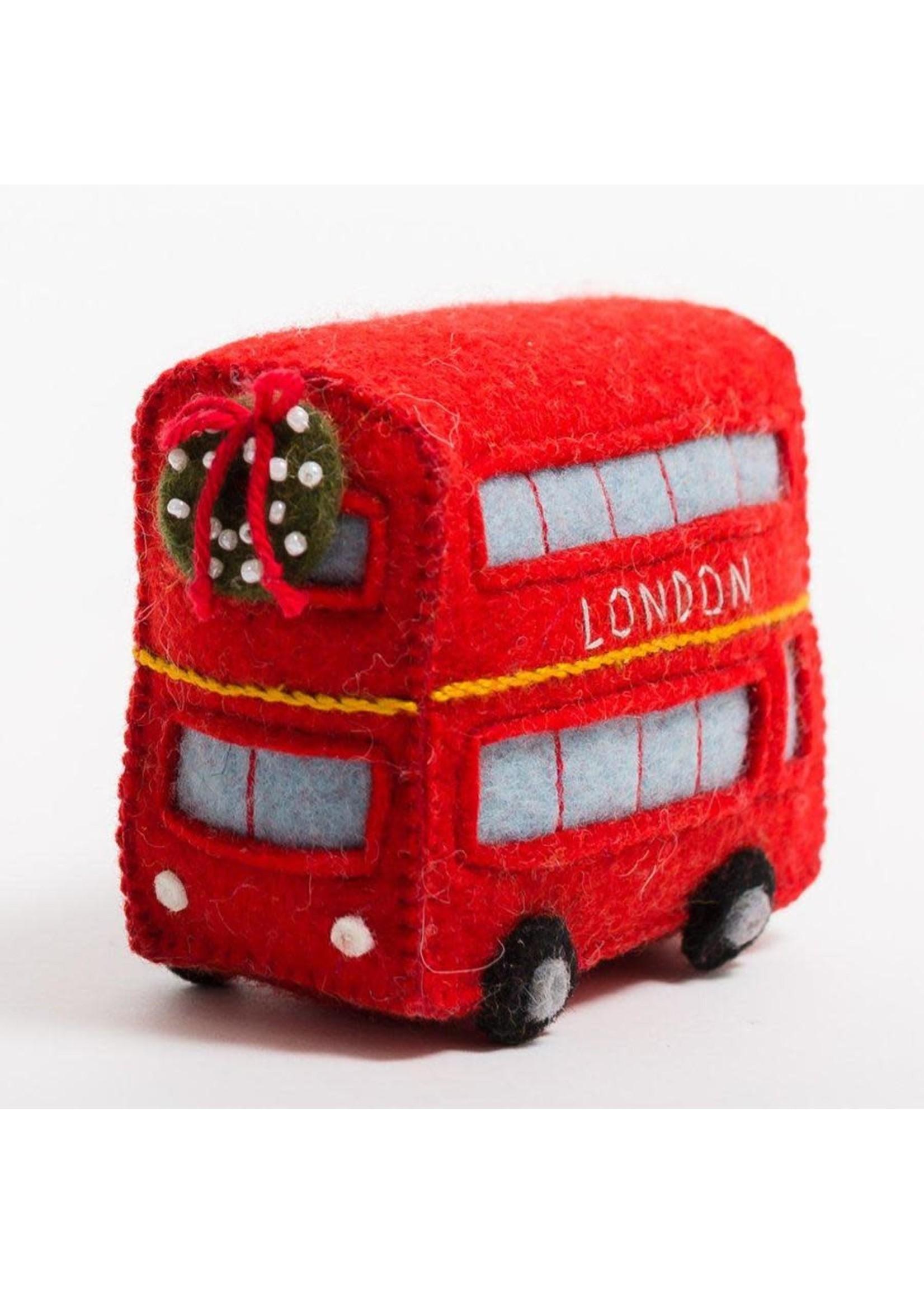 Ornament - London Double Decker