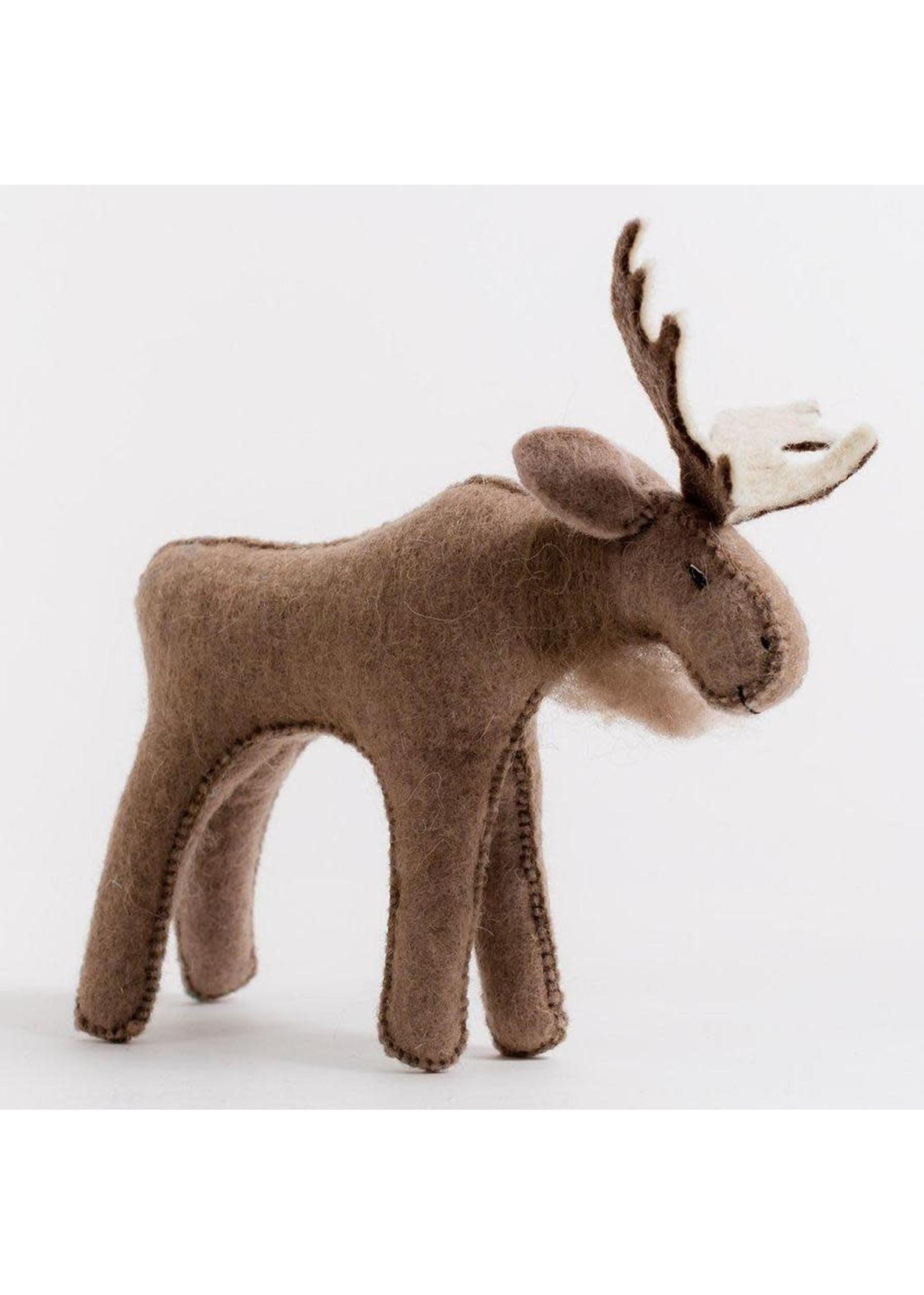 Ornament - Wise Moose
