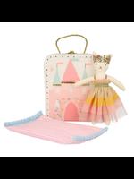 Meri Meri Mini Princess Cat & Suitcase Castle