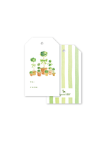 Dogwood Hill Gift Tags - French Topiary (pack of 10)