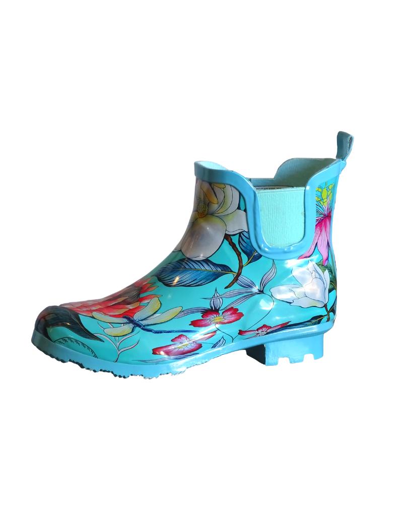 Anuschka Anuschka ankle rain boot