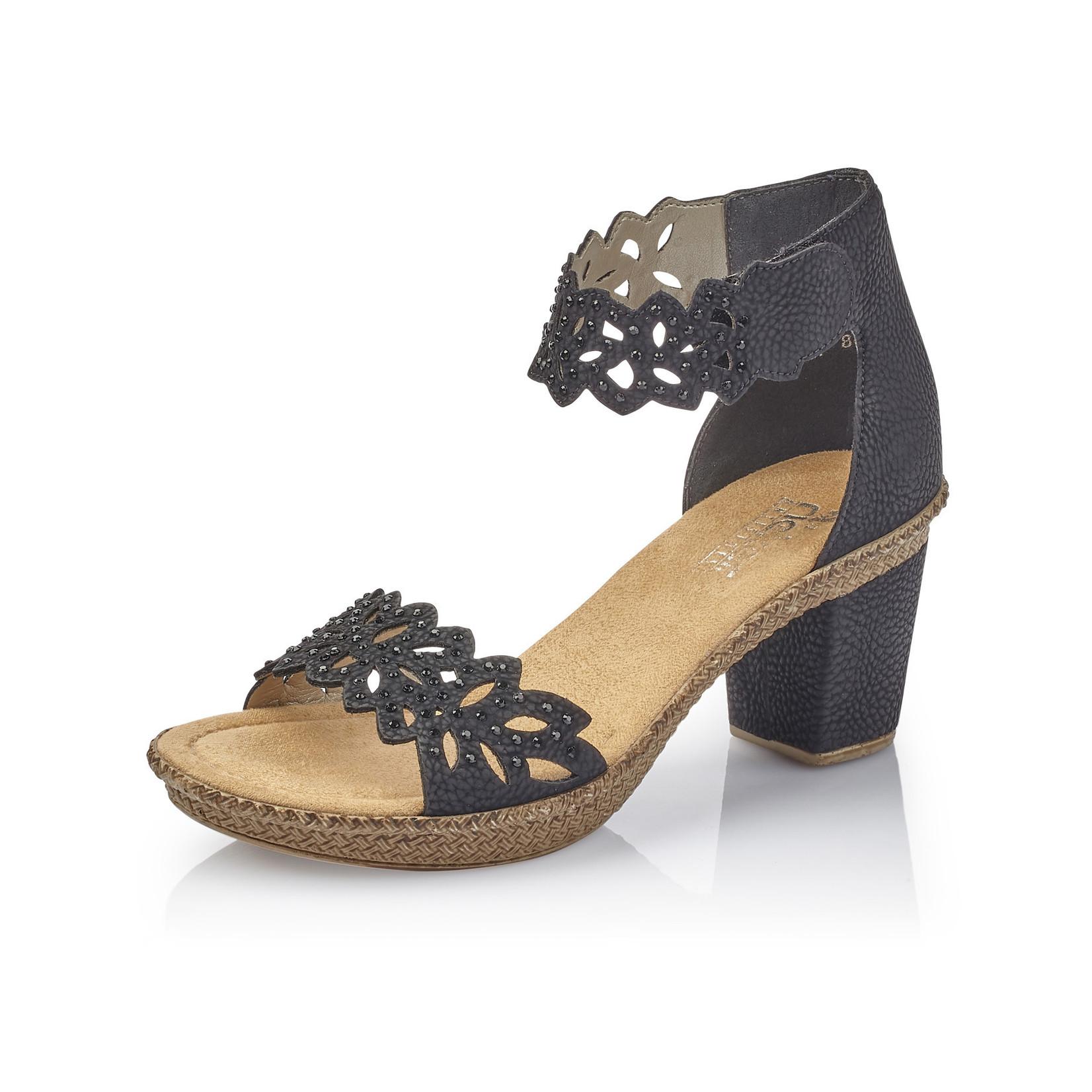 Rieker 66555-01sale only size 37