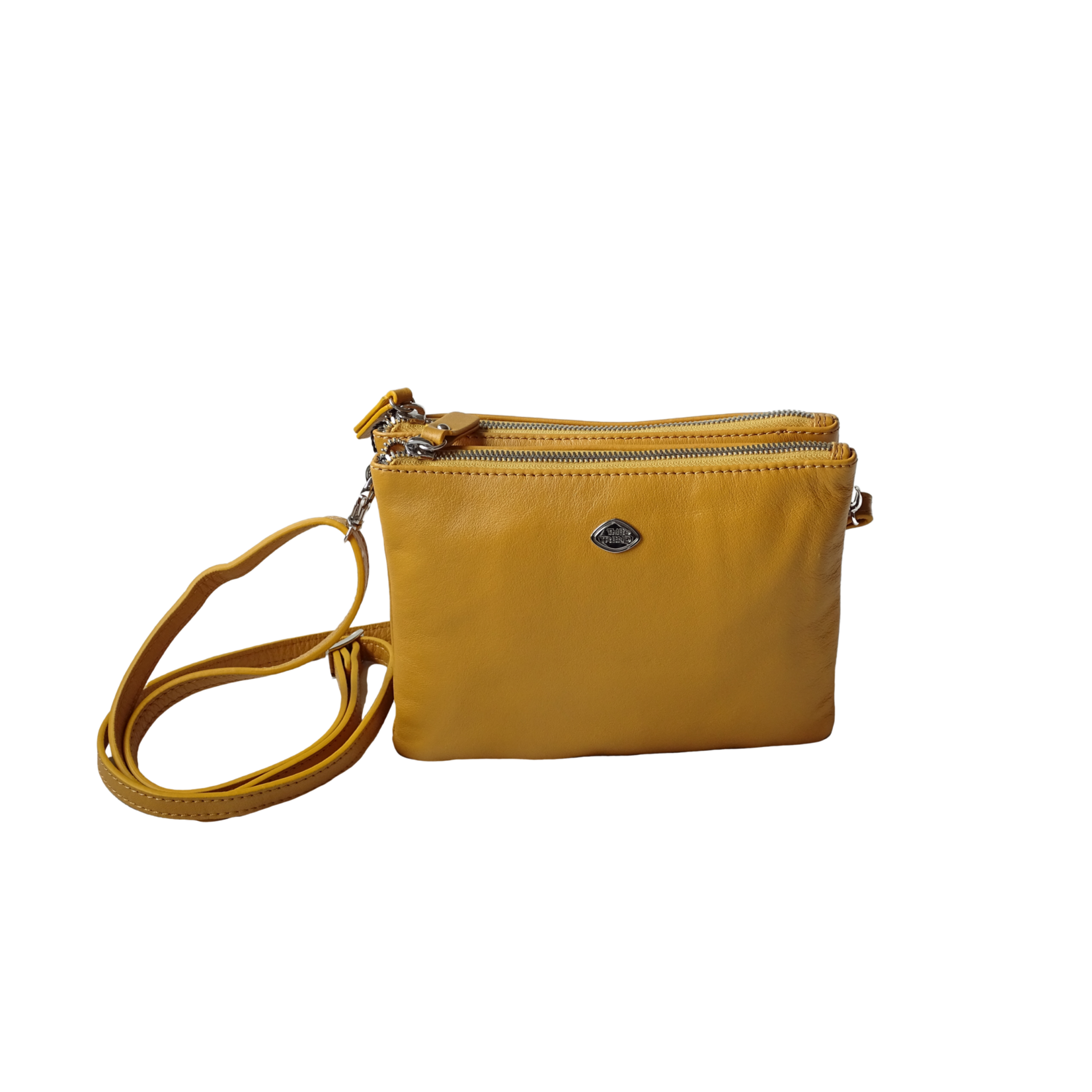 The Trend The Trend mustard purse (585551)