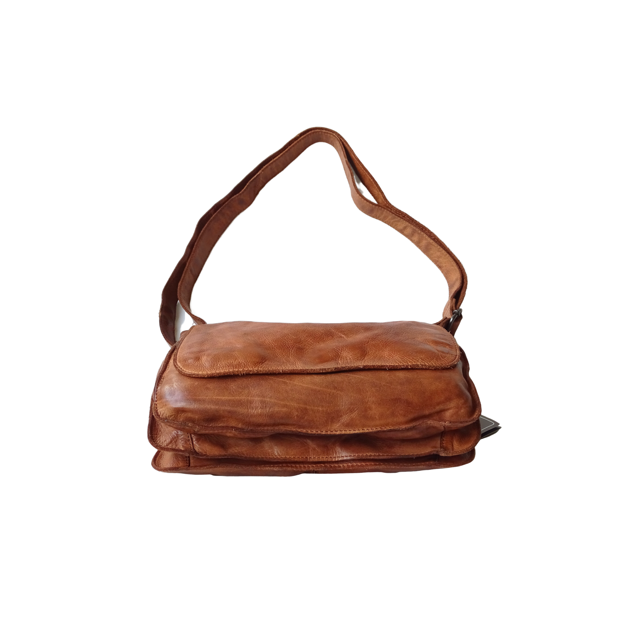 The Trend The Trend cognac purse (22341)