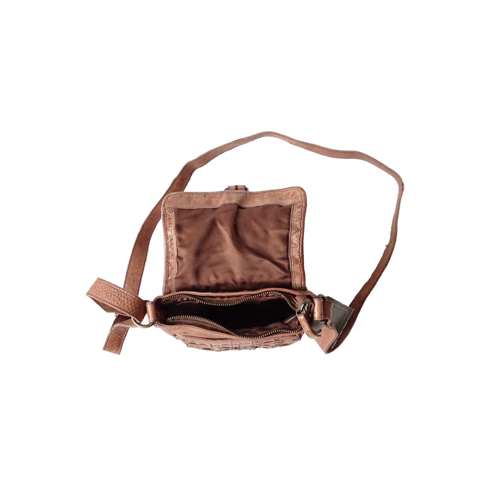 The Trend The Trend small cross-body purse taupe (4503360)