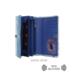 Anuschka RFID blocking accordion wallet 1112 jrd