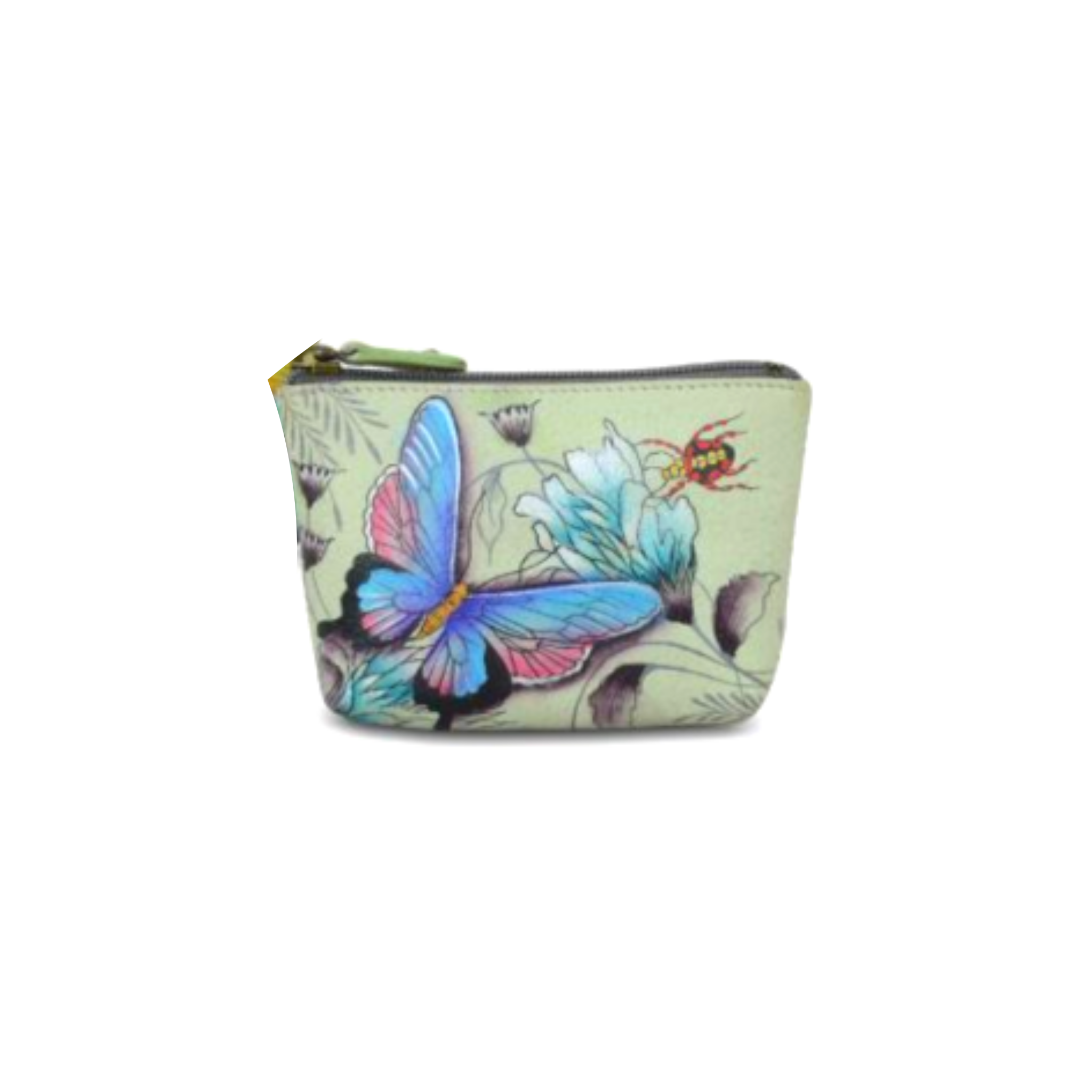 Anuschka small zip pouch 1031 wwg