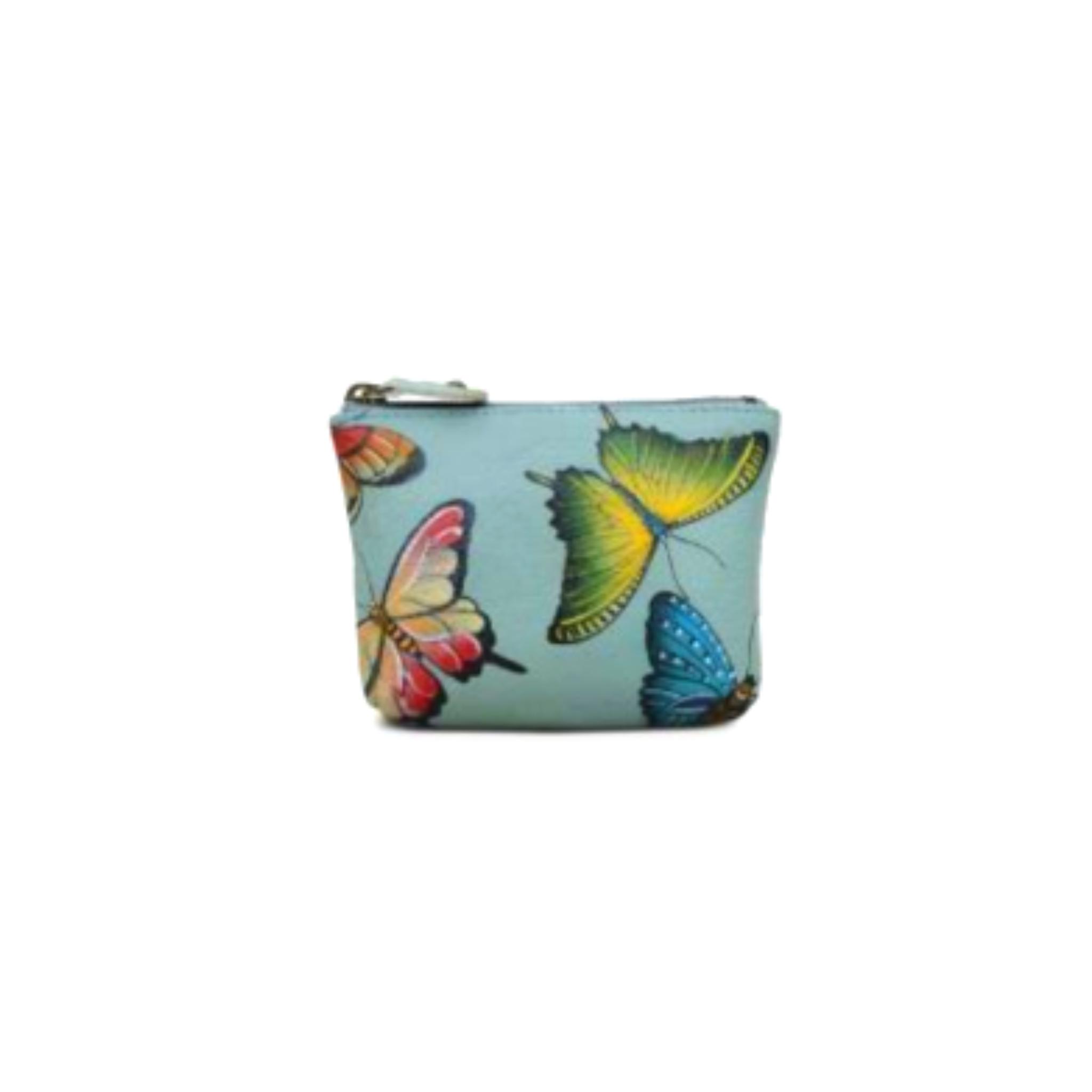 Anuschka small zip pouch 1031 bth