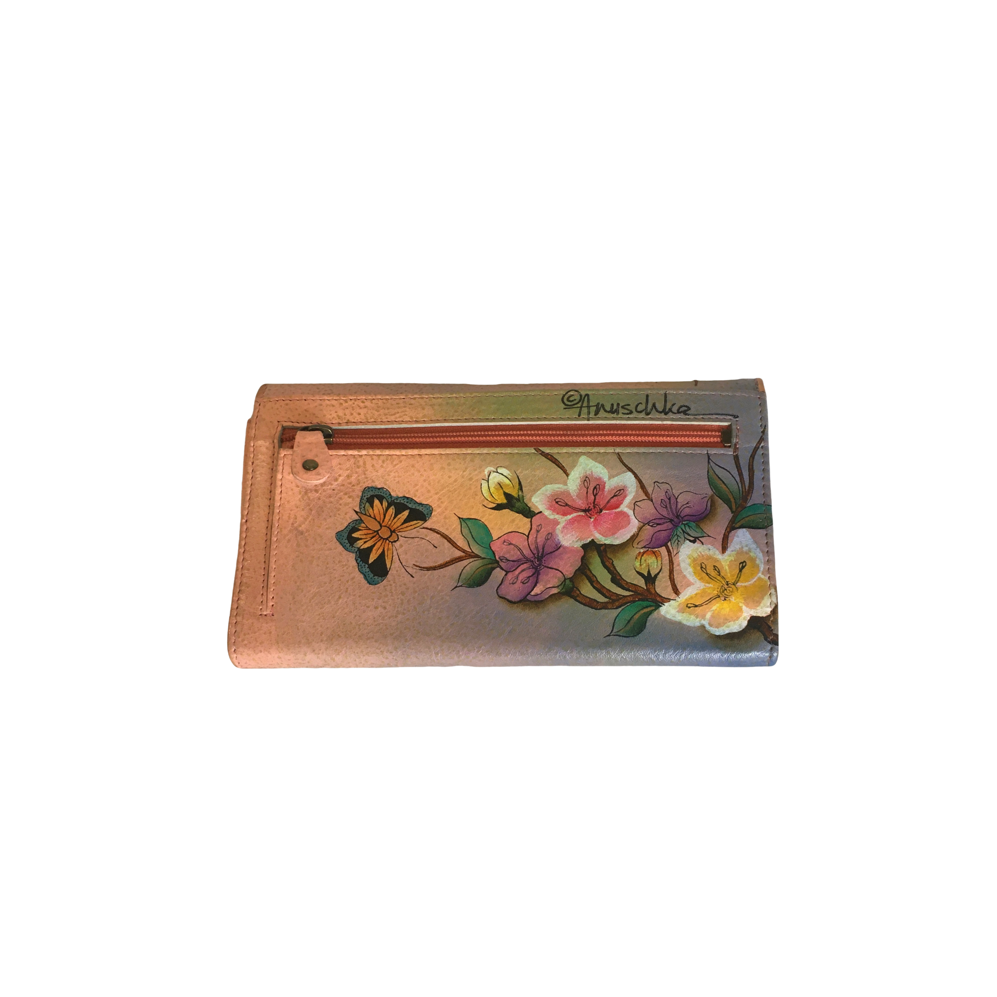 Anuschka triple fold clutch wallet 1043 jpg