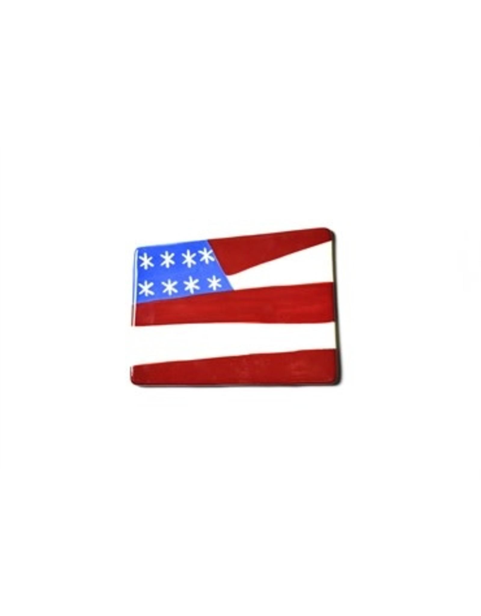 Flag Big Attachment