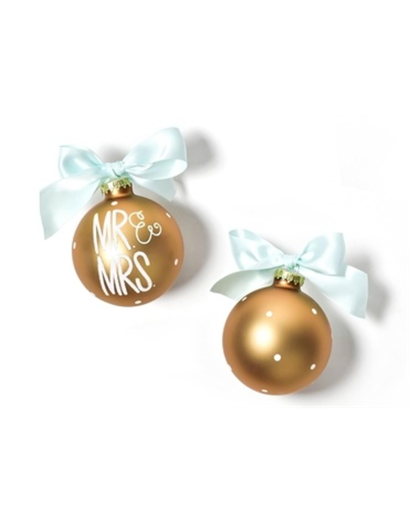 Mr & Mrs Ornament