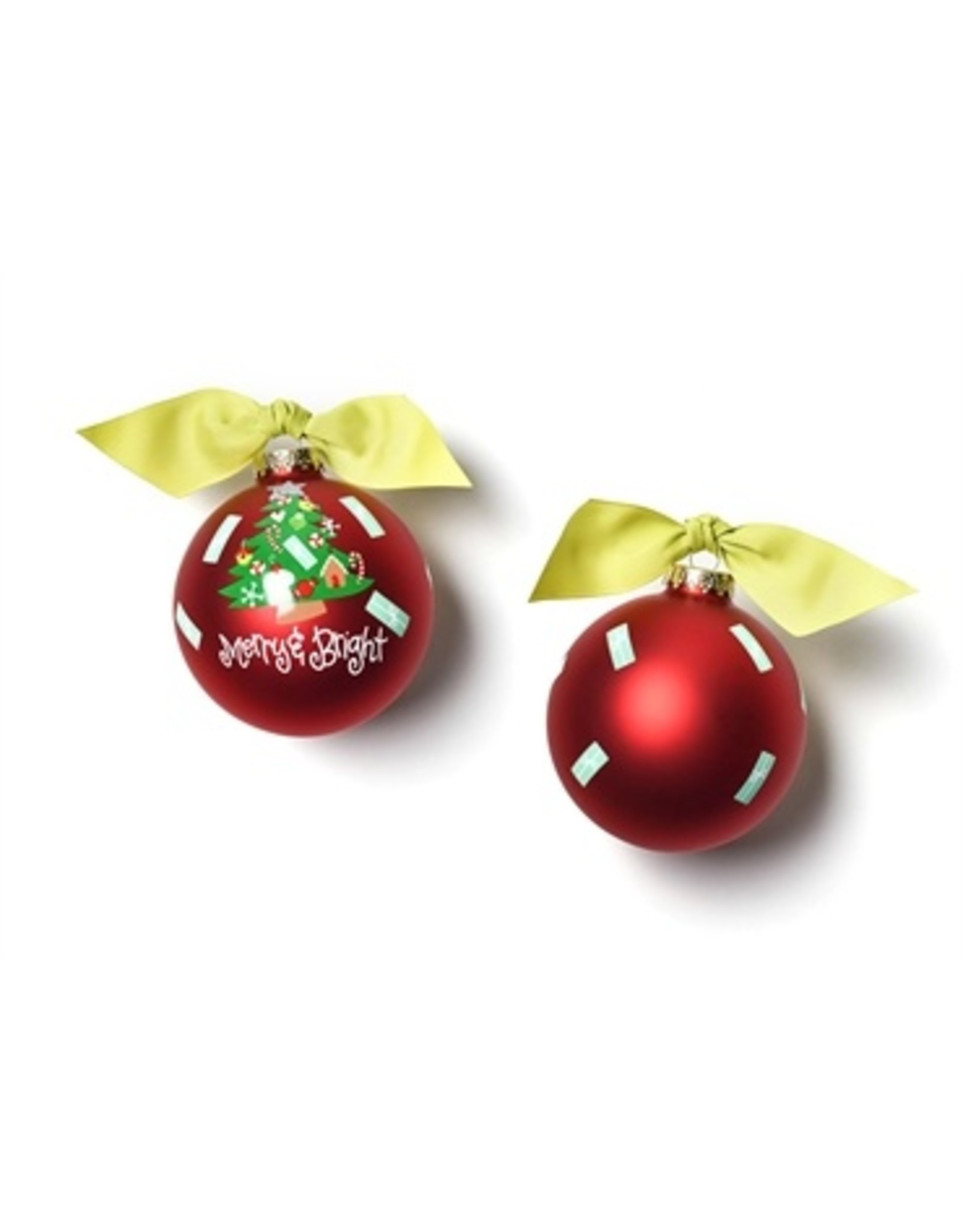 Merry & Bright Tree Ornament