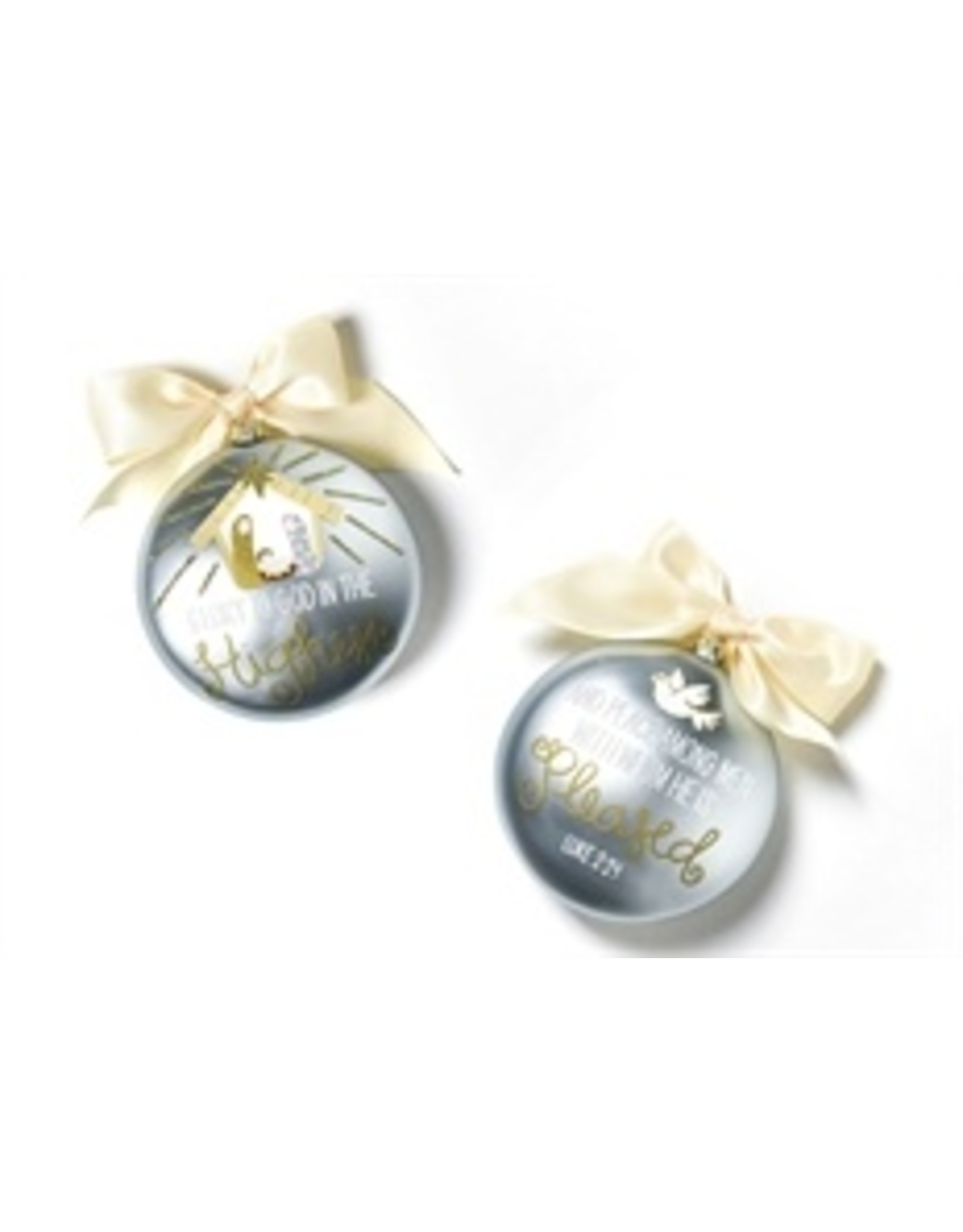 Luke 2:14 Ornament