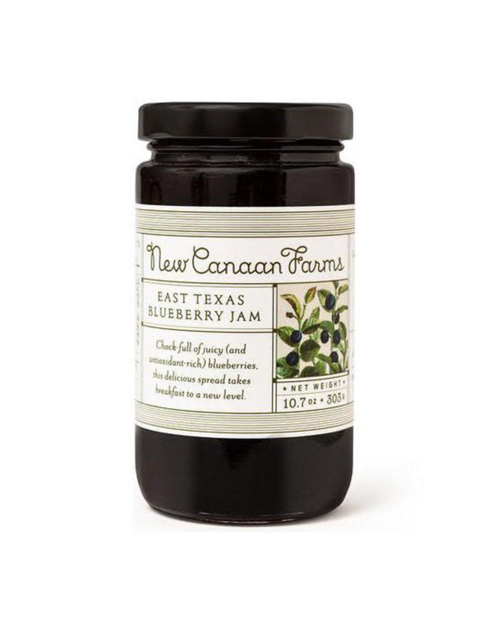 East Texas Blueberry Jam