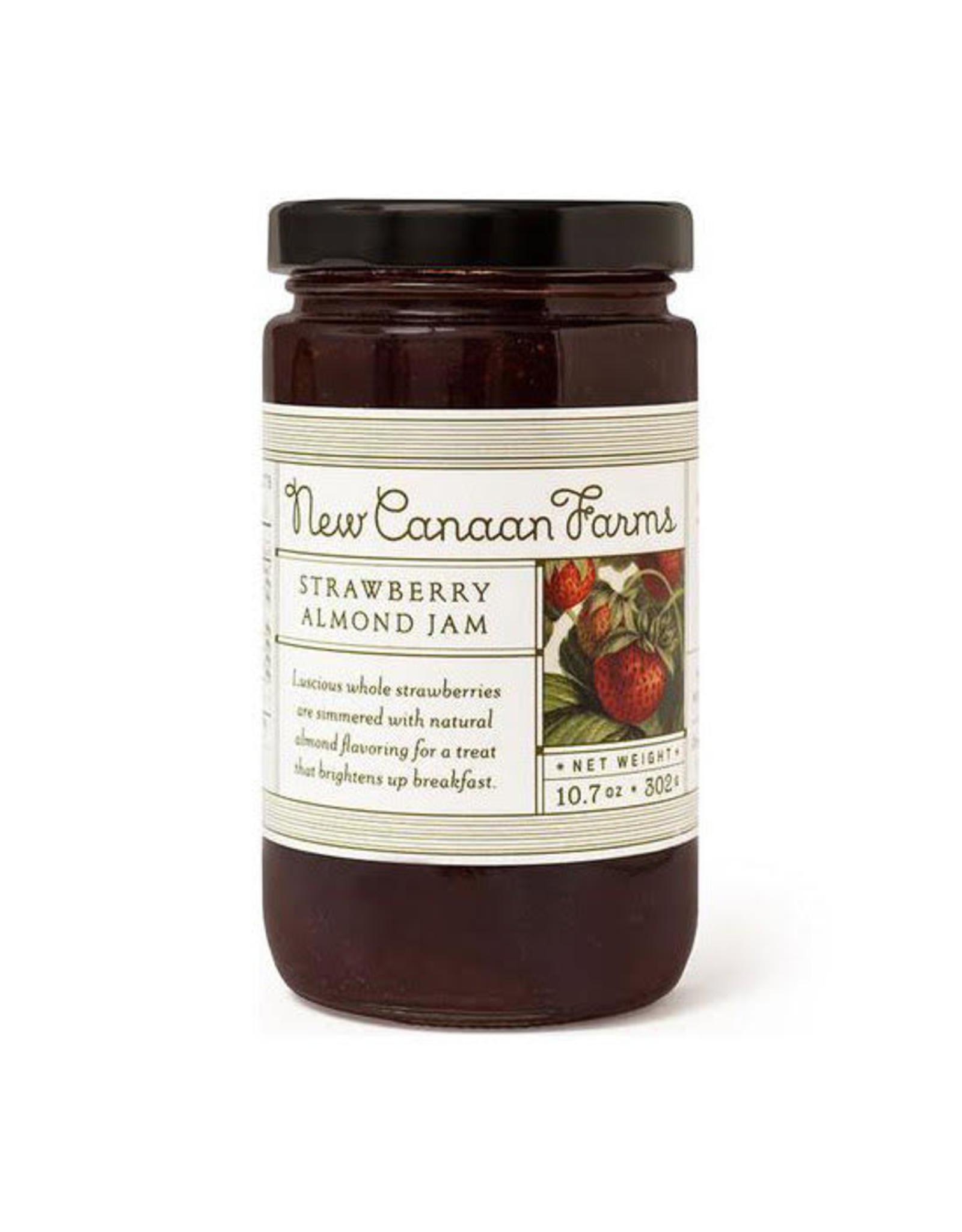 Strawberry Almond Jam